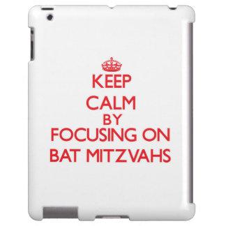 Keep Calm by focusing on Bat Mitzvahs