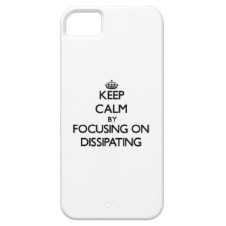 Keep Calm by focusing on Dissipating iPhone 5 Covers