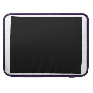 Keep calm by listening to UBER METAL MacBook Pro Sleeves