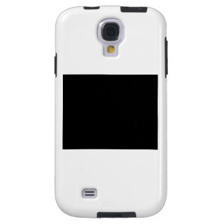 Keep calm by relaxing at Cross Street Massachusett Galaxy S4 Case