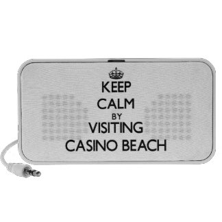 Keep calm by visiting Casino Beach Florida Speaker