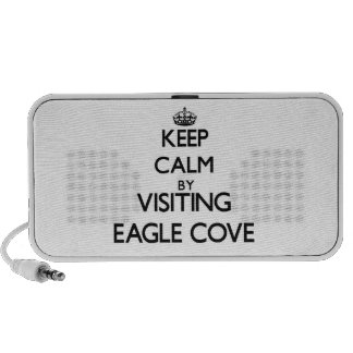 Keep calm by visiting Eagle Cove Washington Travelling Speaker