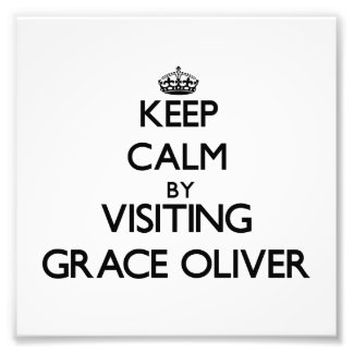 Keep calm by visiting Grace Oliver Massachusetts Photo Art