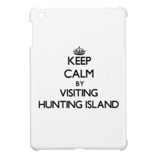 Keep calm by visiting Hunting Island South Carolin iPad Mini Cases