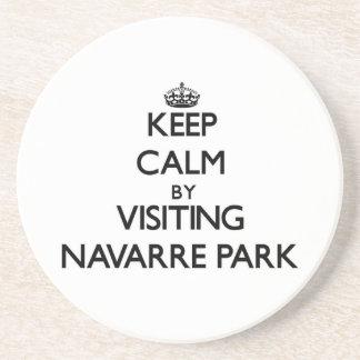 Keep calm by visiting Navarre Park Florida Coaster