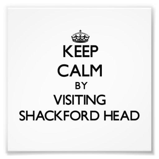 Keep calm by visiting Shackford Head Maine Photo Art
