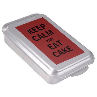 Keep Calm Cake Cake Pan