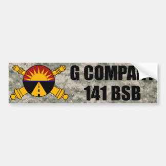 Keep Calm Call G Company Bumper Stickers