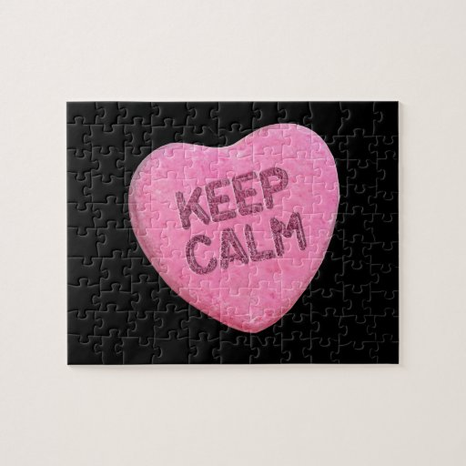 KEEP CALM CANDY -.png Puzzles