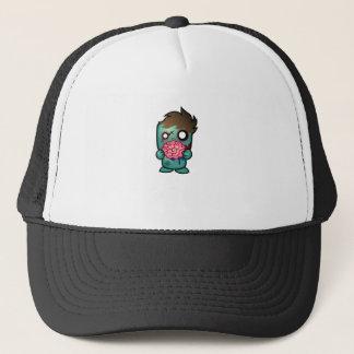 Keep Calm, Carry On, Aim for the Head Trucker Hat