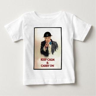Keep Calm & Carry On Shirt