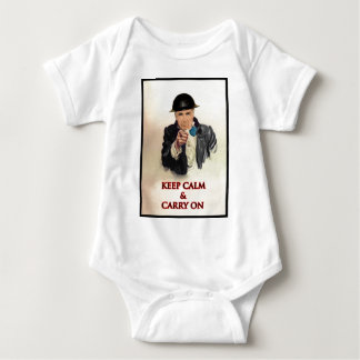 Keep Calm & Carry On T-shirt