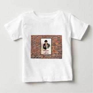 Keep Calm & Carry On T Shirt