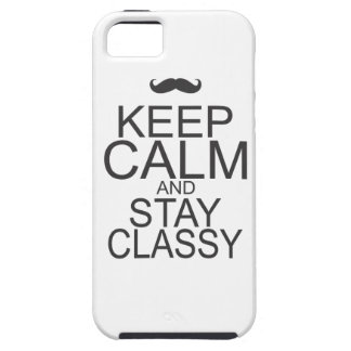 Keep Calm iPhone 5 Cover