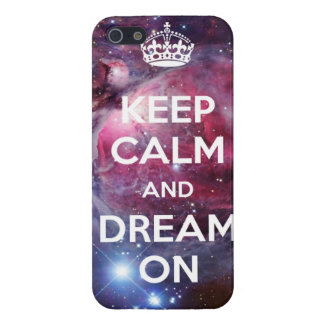 Keep calm case iPhone 5/5S cover