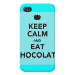 Keep calm cover for iPhone 4