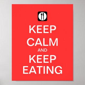 Keep Calm Custom Poster