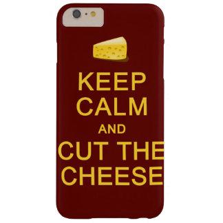 Keep Calm & Cut The Cheese cases