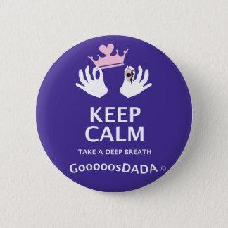 Keep Calm DADA Button