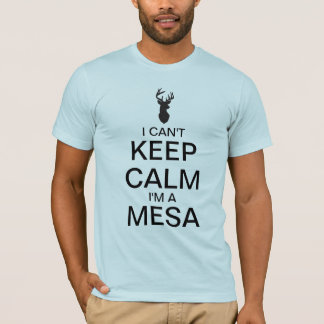 Keep Calm  | Deer T-Shirt