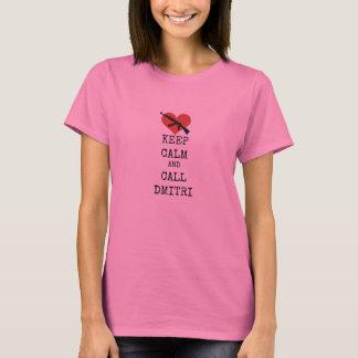 Keep Calm Dmitri T-Shirt