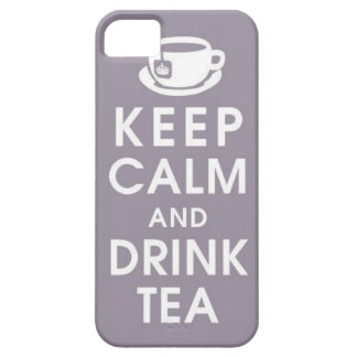 Keep Calm & Drink Tea iPhone Case
