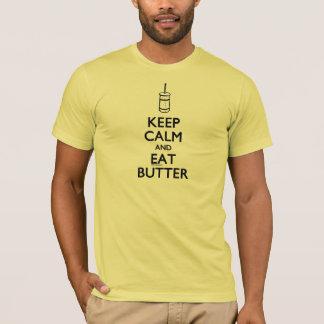 Keep Calm Eat Butter T-Shirt