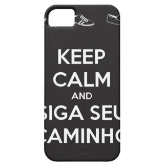 Keep-Calm-Freeway iPhone SE/5/5s Case