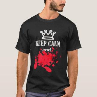 Keep calm funny t-shirts