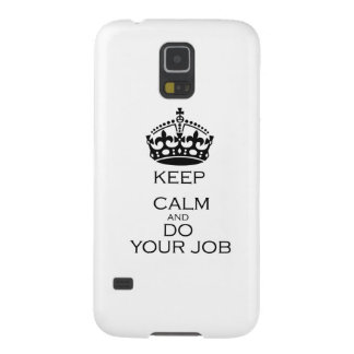 Keep calm galaxy s5 cover