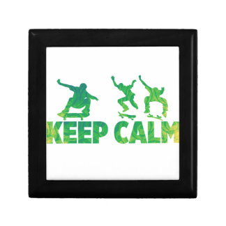 Keep calm gift box