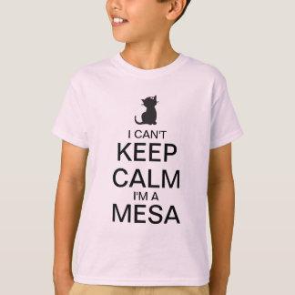 Keep Calm  | Girl Kitty T-Shirt
