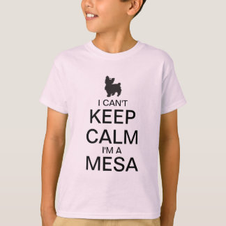 Keep Calm  | Girl Puppy T-Shirt