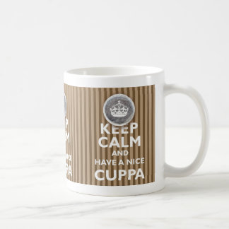 'Keep Calm & Have a Cuppa!' Coffee Mug