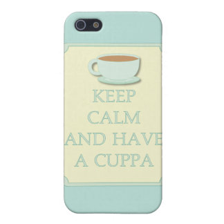 Keep Calm Have a Cuppa Speck Case iPhone4