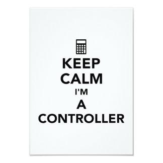 Keep calm I'm a controller Card