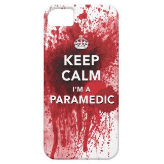 Keep Calm I m a Paramedic iPhone 5 Case