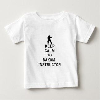 Keep Calm I'm a Bakom Instructor Baby T-Shirt