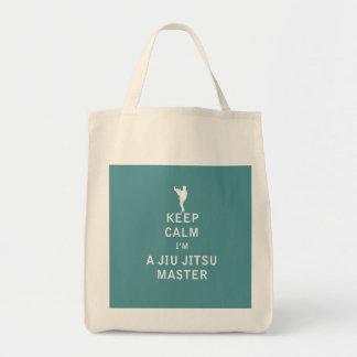 Keep Calm I'm a Jiu Jitsu Master Bag