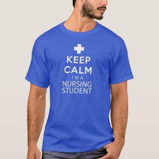 Keep Calm I'm A Nursing Student T-Shirt