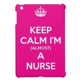 Keep Calm I'm (Almost) A Nurse Cover For The iPad Mini