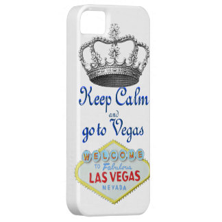 Keep Calm in Las Vegas iPhone 5 Covers