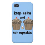 keep calm iPhone 4/4S cases