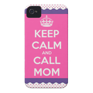 Keep Calm iPhone 4 Case