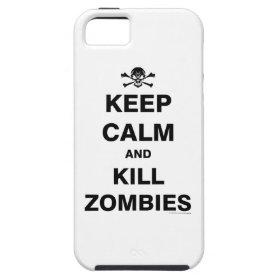 Keep Calm iPhone 5 Covers