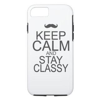 Keep Calm iPhone 8/7 Case
