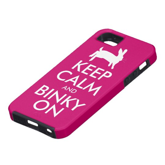KEEP CALM iPhone SE/5/5s CASE