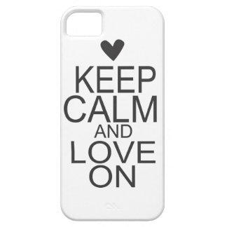Keep Calm iPhone SE/5/5s Case