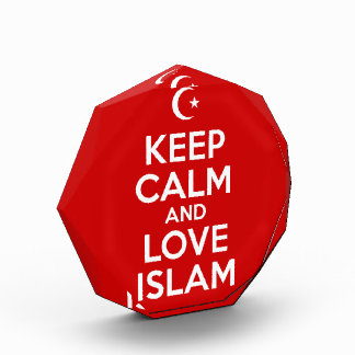 Keep Calm Islamic Award