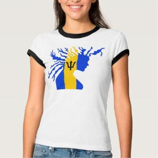 Keep Calm It's A Bajan Ting T-shirt